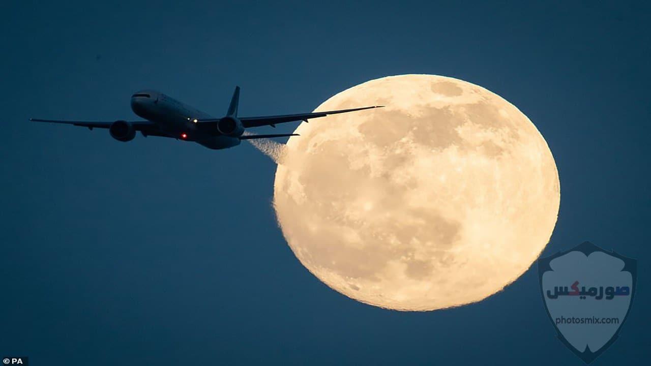 والنجوم خلفيات قمر للايفون خلفيات ضوء القمر 6