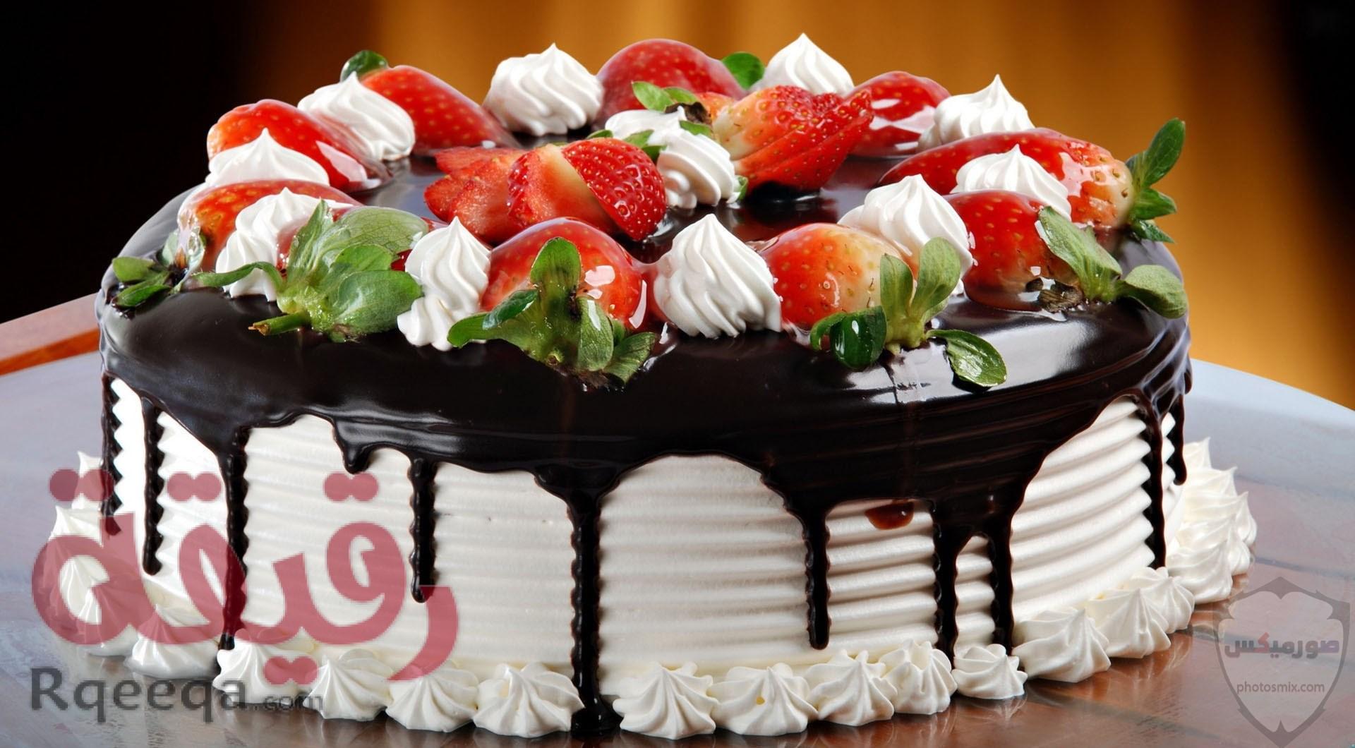 اجمل صور تورتة عيد ميلاد للاحتفال بالحبيب والصديق 8
