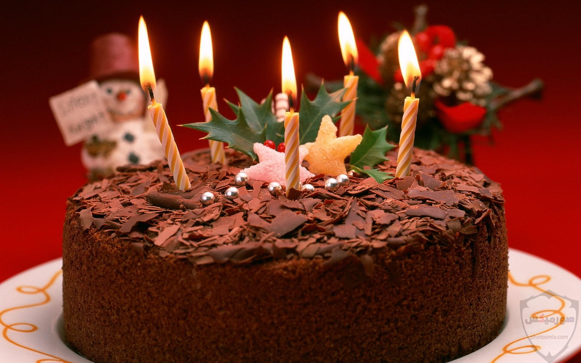 اجمل صور تورتة عيد ميلاد للاحتفال بالحبيب والصديق 9