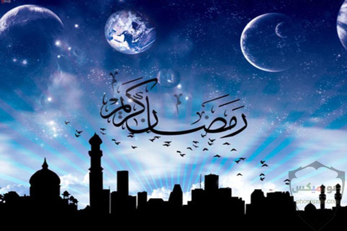 صور تهنئة رمضان 2020 رسائل بوستات حالات تهنئة برمضان 11