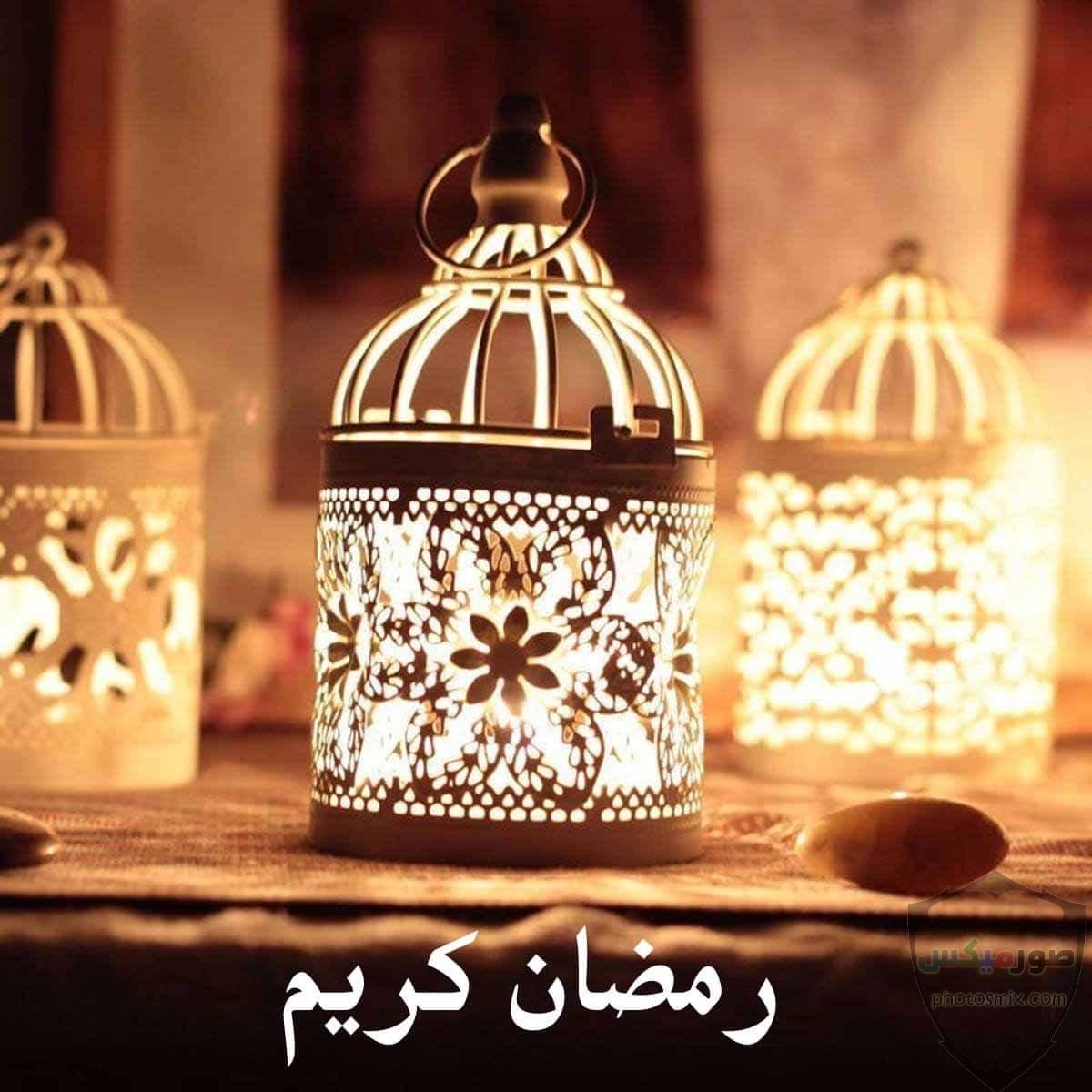 صور تهنئة رمضان 2020 رسائل بوستات حالات تهنئة برمضان 6