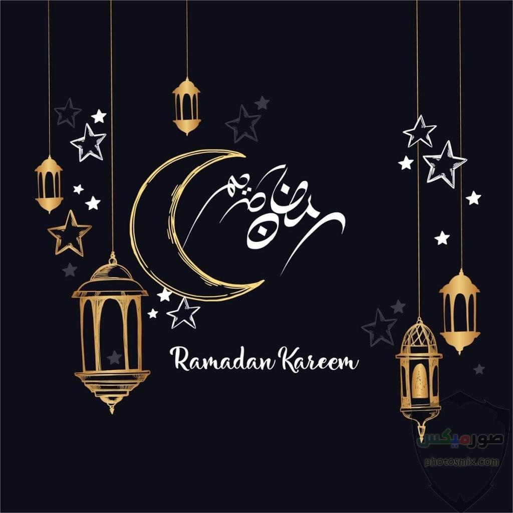 صور تهنئة رمضان 2020 رسائل بوستات حالات تهنئة برمضان 7