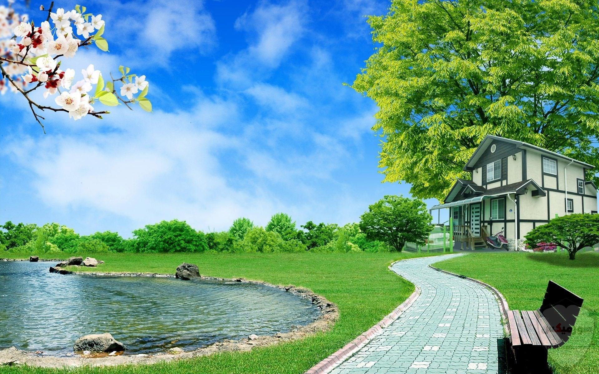 مكونات الطبيعة جمال الطبيعة فوائد الطبيعة صورمن الطبيعة 7