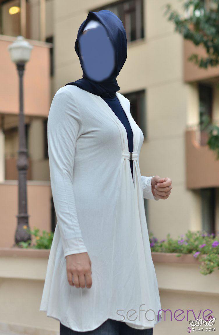 ازياء بنات محجبات 2020 ازياء محجبات احدث ستايلات حجاب 4