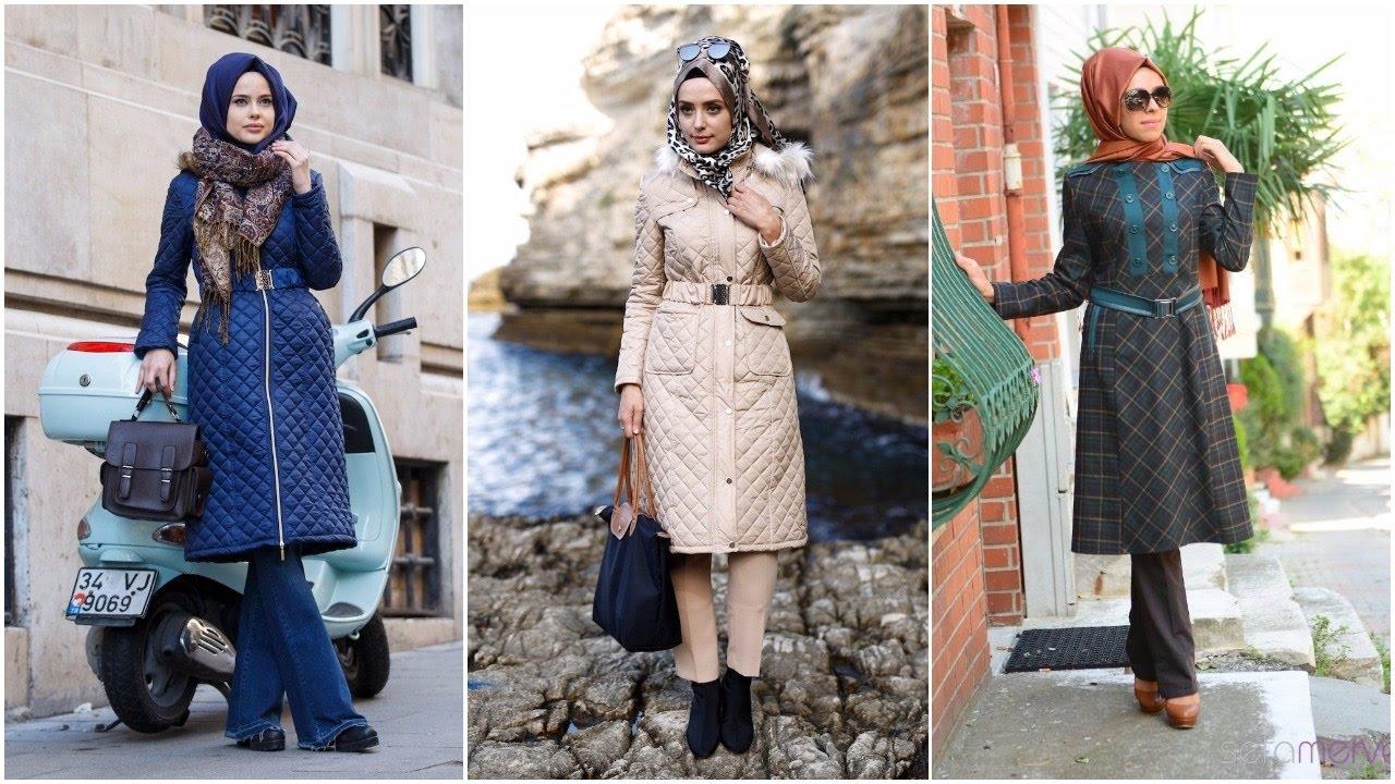 ازياء بنات محجبات 2020 ازياء محجبات احدث ستايلات حجاب 85