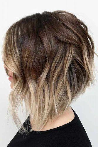 تسريحات شعر قصير 2020 11