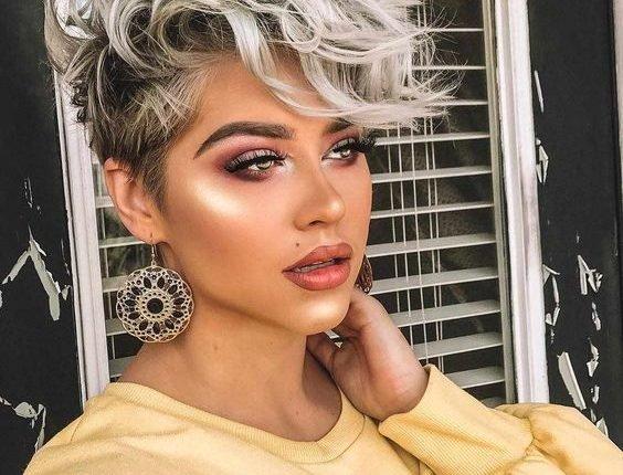 تسريحات شعر قصير 2020 15