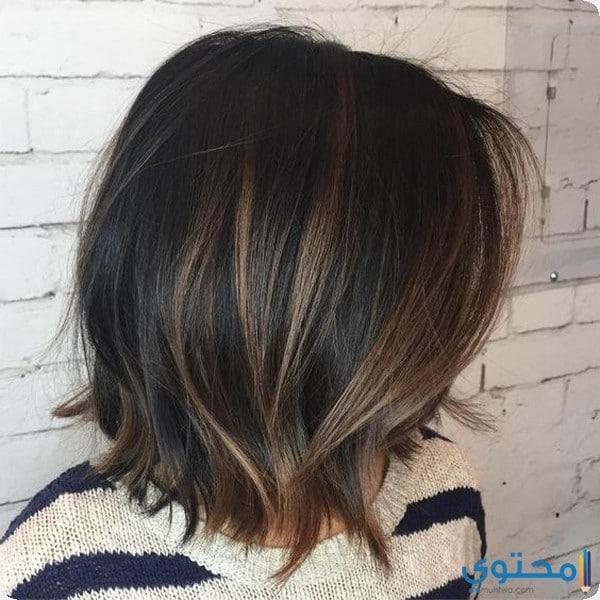 تسريحات شعر قصير 2020 19
