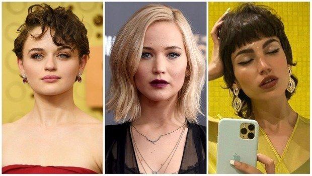 تسريحات شعر قصير 2020 21