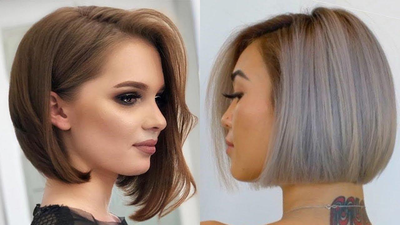 تسريحات شعر قصير 2020 23