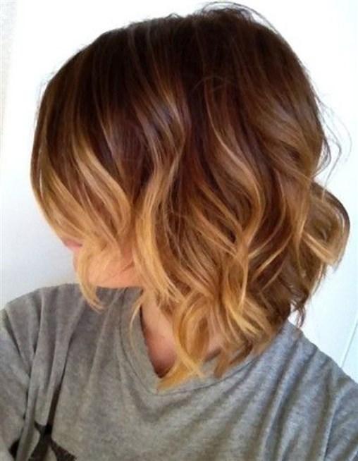 تسريحات شعر قصير 2020 5