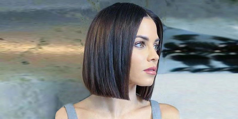 تسريحات شعر قصير 2020 6