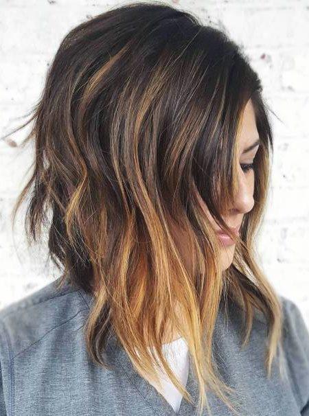تسريحات شعر قصير 2020 8