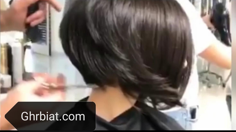 تسريحات شعر 2020 4