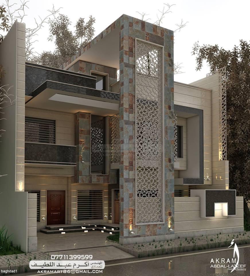 تصاميم منازل 2020 10