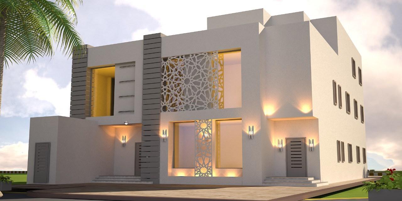 تصاميم منازل 2020 2
