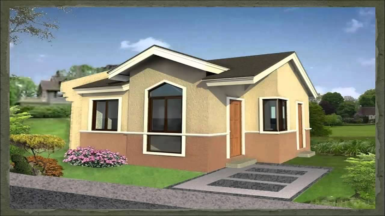 تصاميم منازل 2020 24