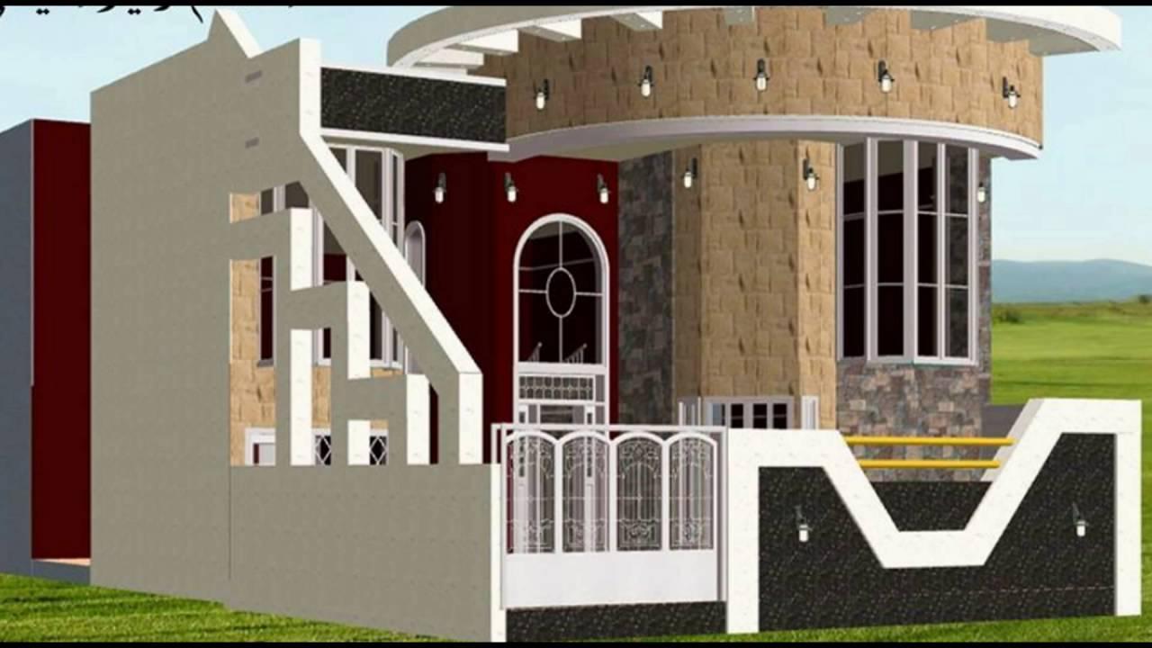 تصاميم منازل 2020 26