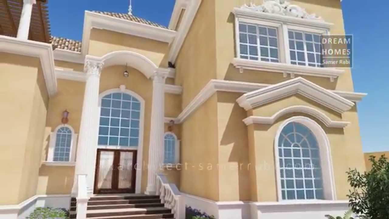 تصاميم منازل 2020 30