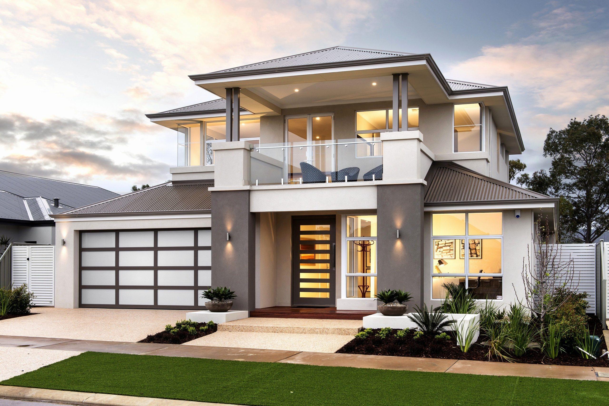 تصاميم منازل 2020 35