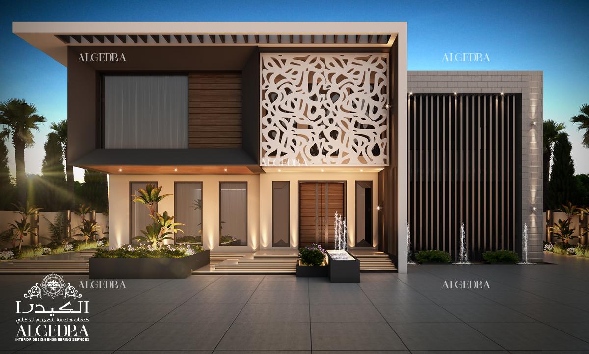 تصاميم منازل 2020 39