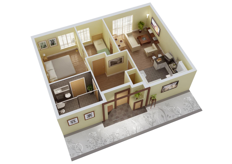 تصاميم منازل 2020 41
