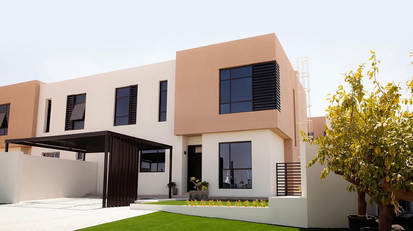 تصاميم منازل 2020 42