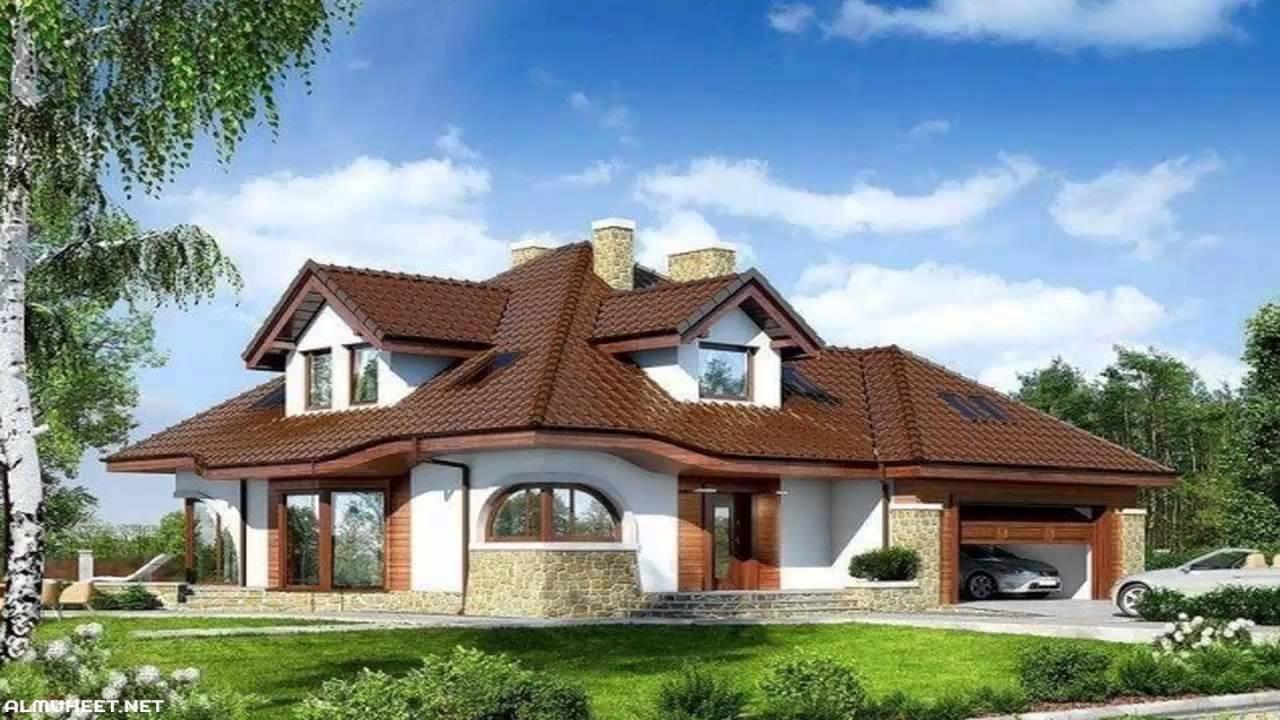 تصاميم منازل 2020 45