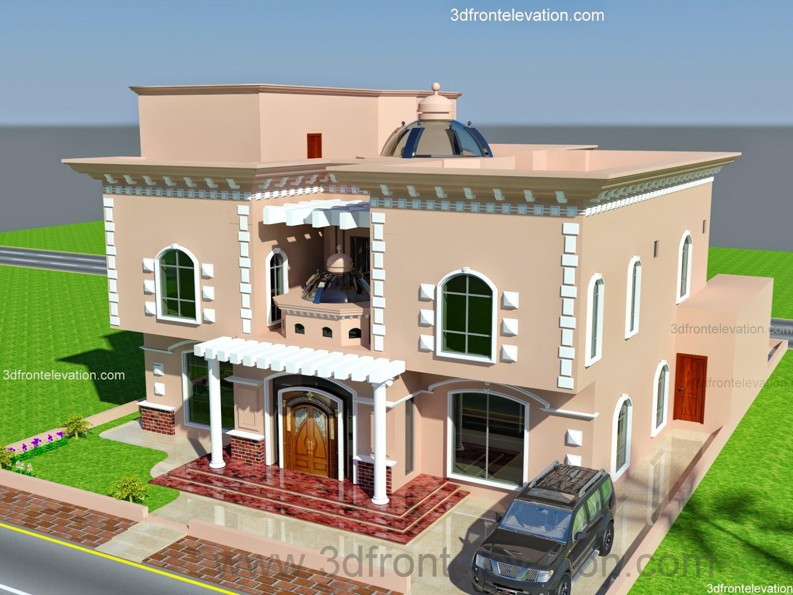 تصاميم منازل 2020 54