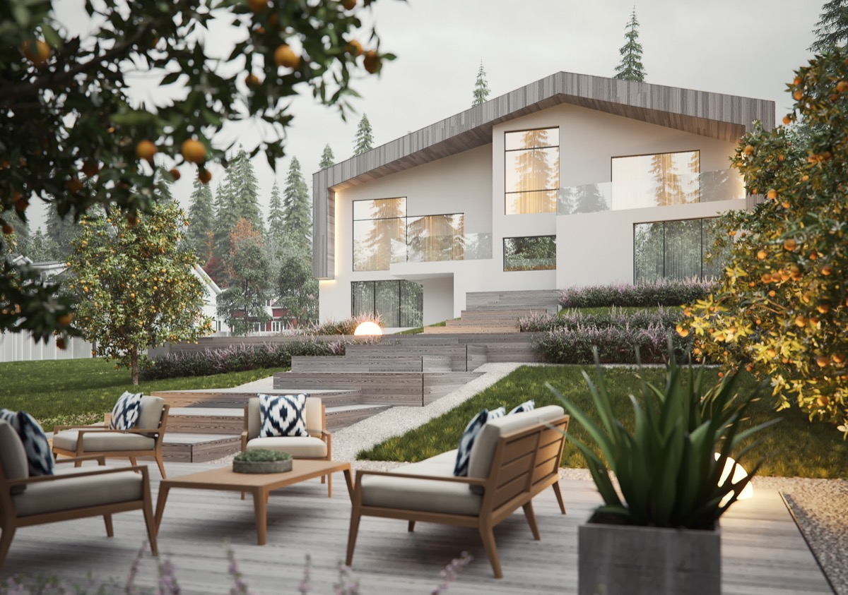 تصاميم منازل 2020 58 1