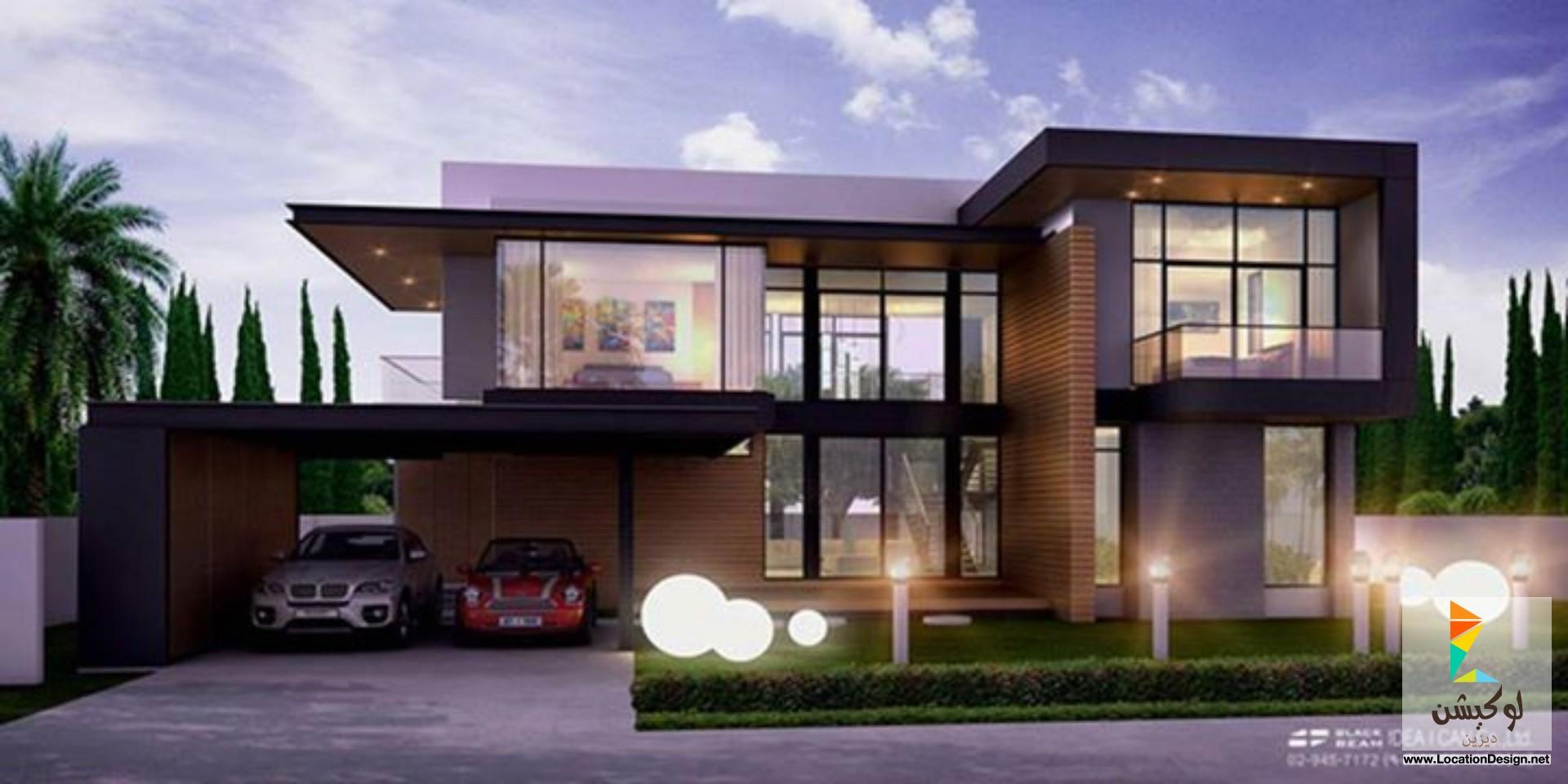 تصاميم منازل 2020 61