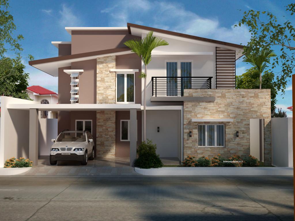 تصاميم منازل 2020 62