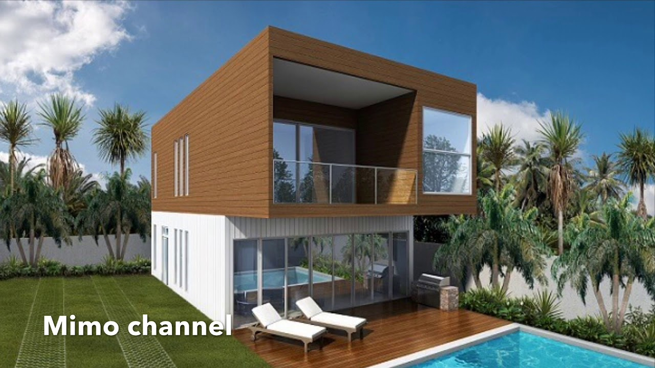 تصاميم منازل 2020 75