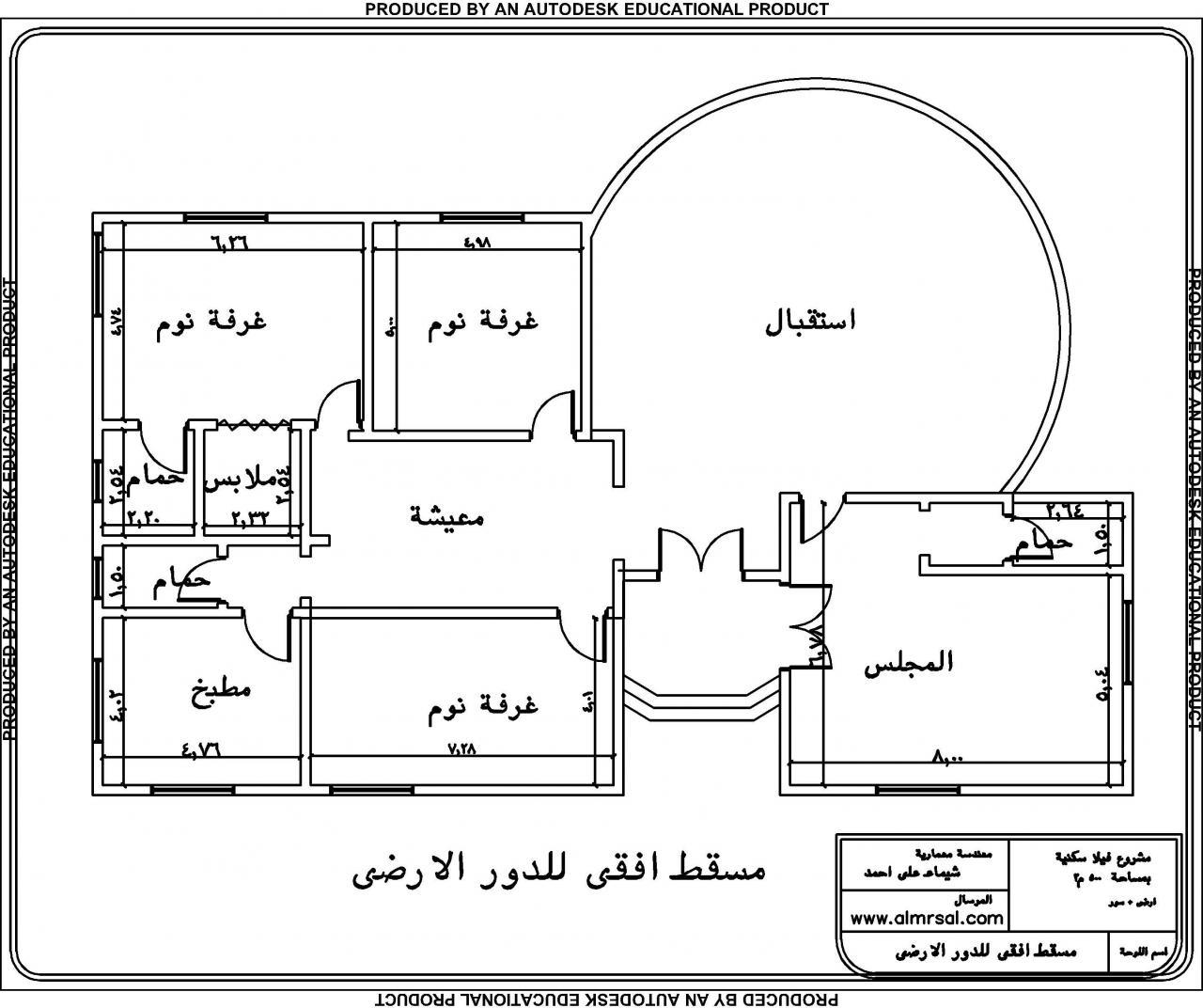 تصاميم منازل 2020 9