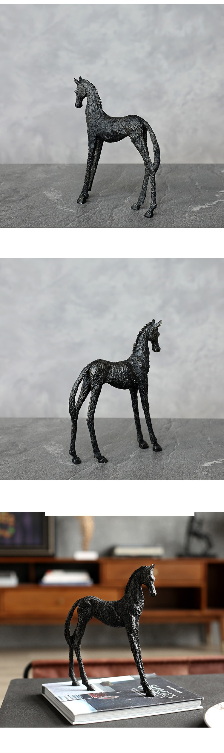حصان اسود 4