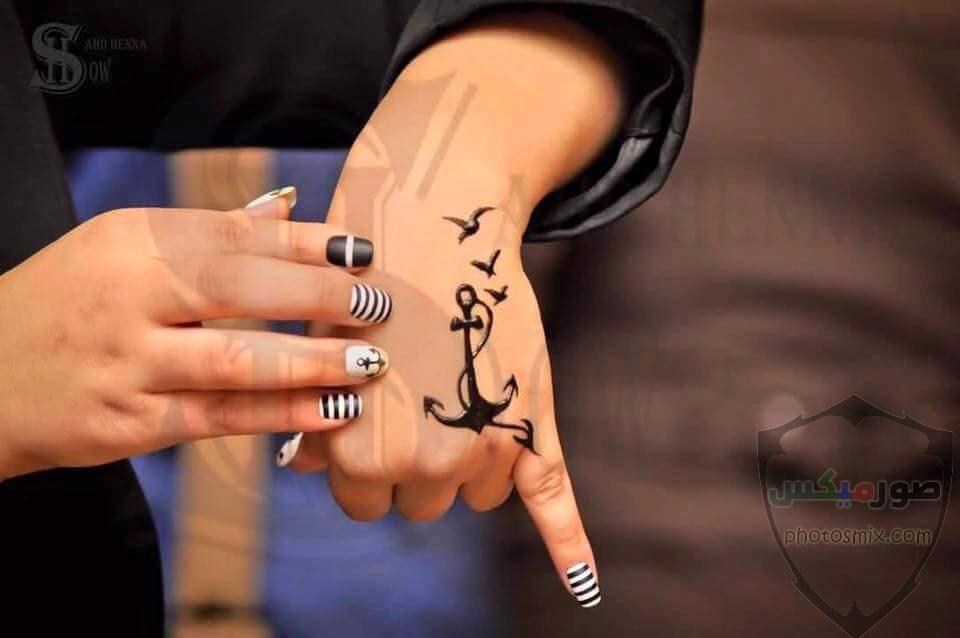 رسومات حنة صور حنه رسم حناء حنة سودانية 10