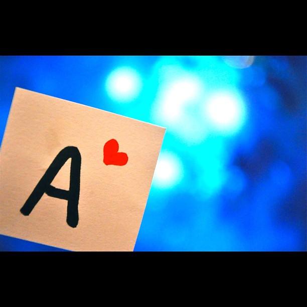 رمزيات وخلفيات حرف a 8