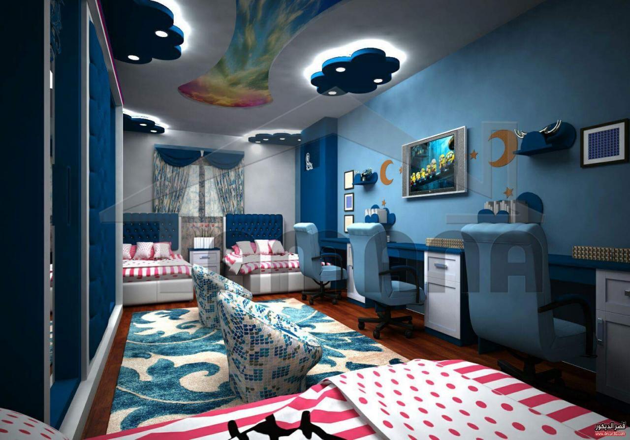 صور غرف اطفال 2020 6