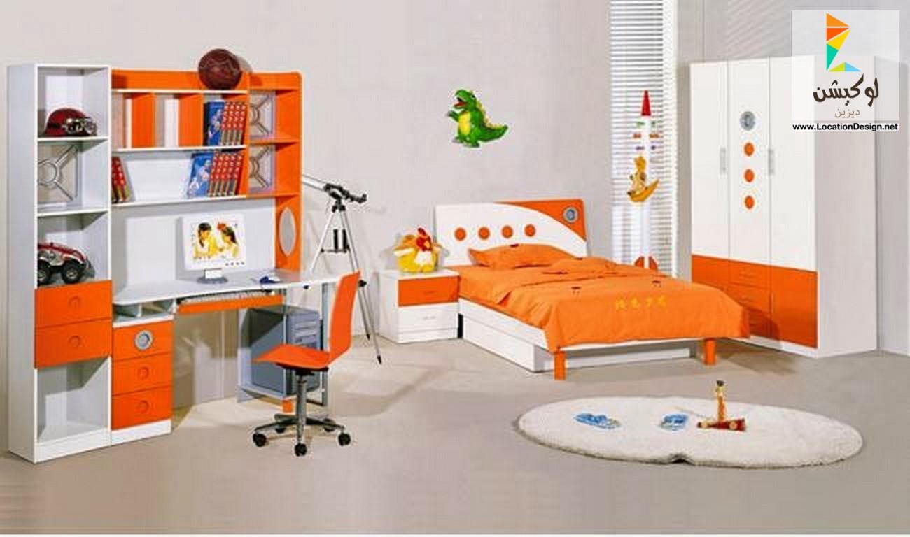 صور غرف نوم اطفال 12