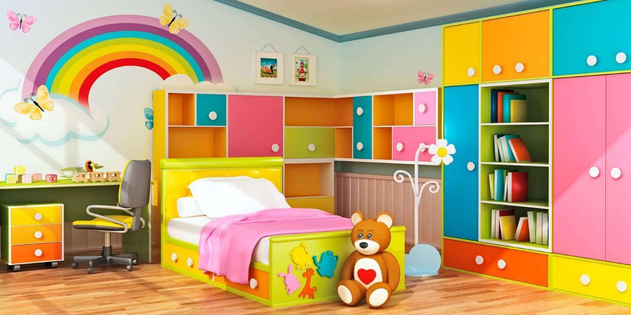 صور غرف نوم اطفال 2