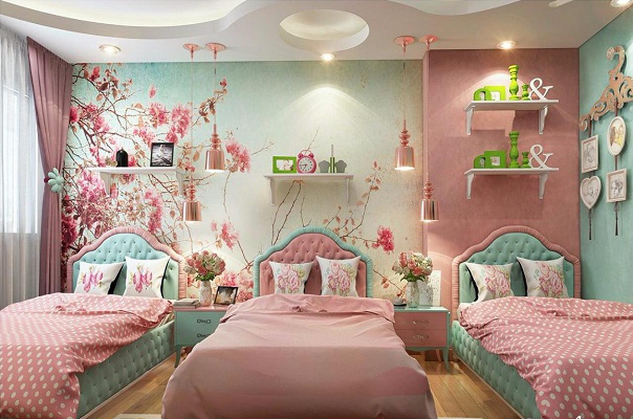 غرف نوم اطفال مودرن 1