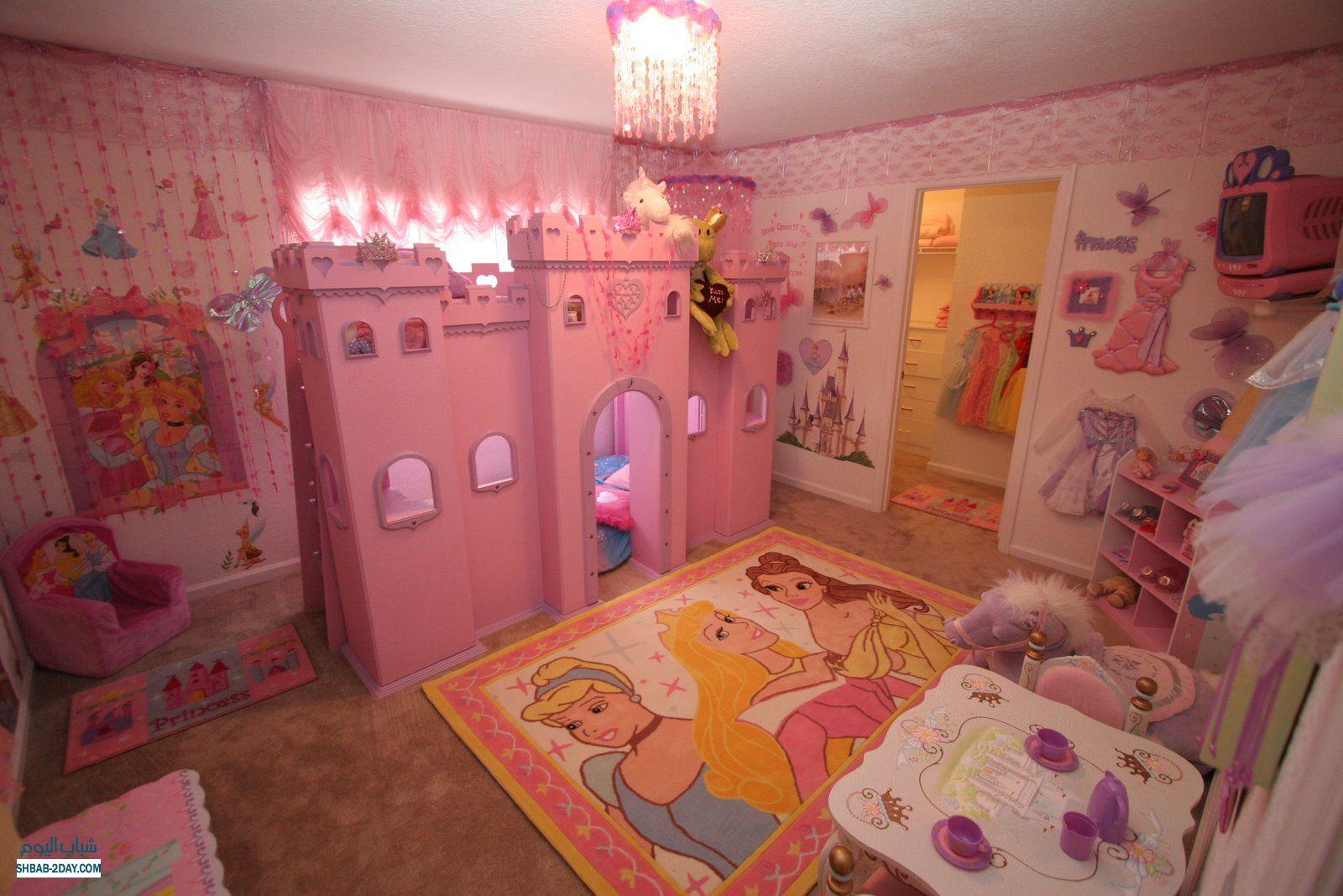 غرف نوم اطفال مودرن 10