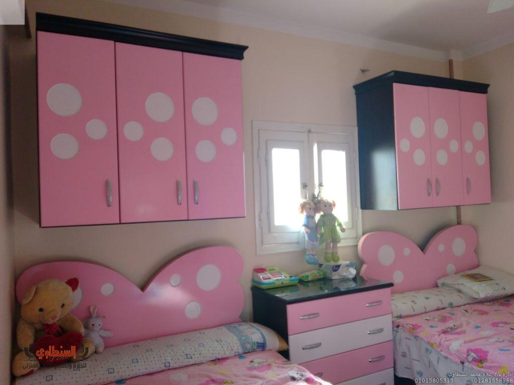 غرف نوم اطفال مودرن 13