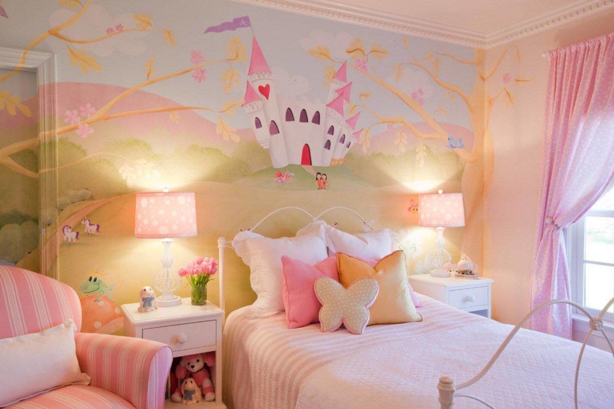 غرف نوم اطفال مودرن 14