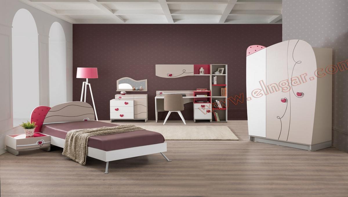 غرف نوم اطفال مودرن 15