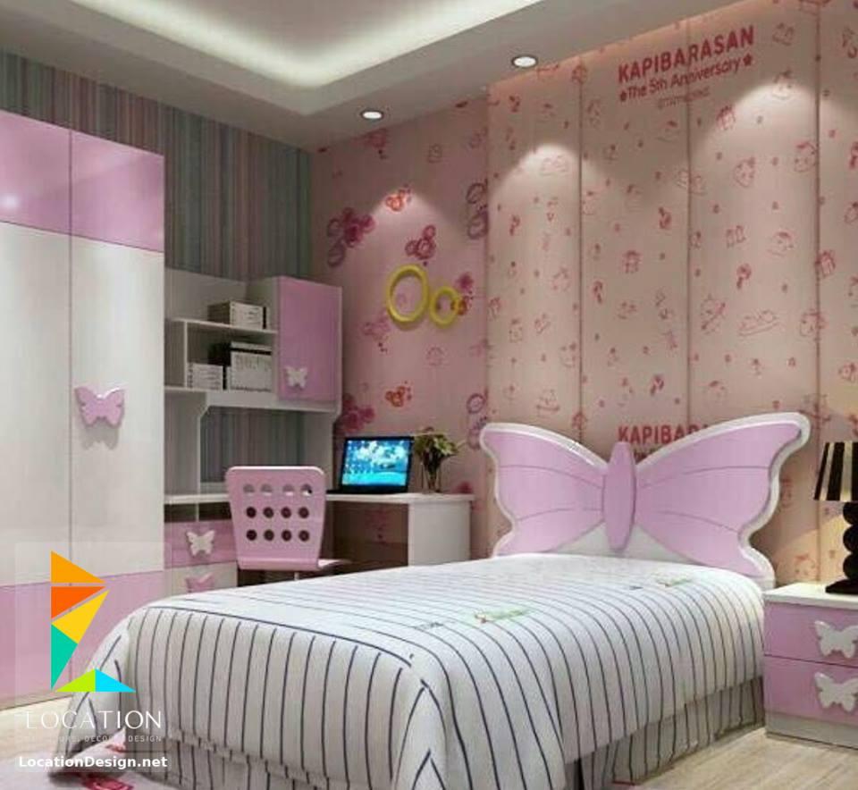 غرف نوم اطفال مودرن 4