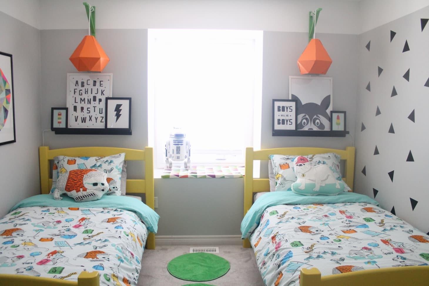 غرف نوم اولاد 1