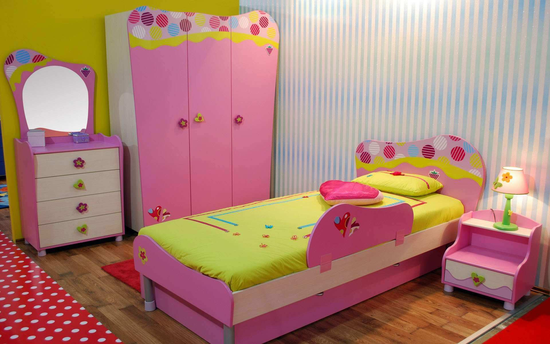 غرف نوم اولاد 3