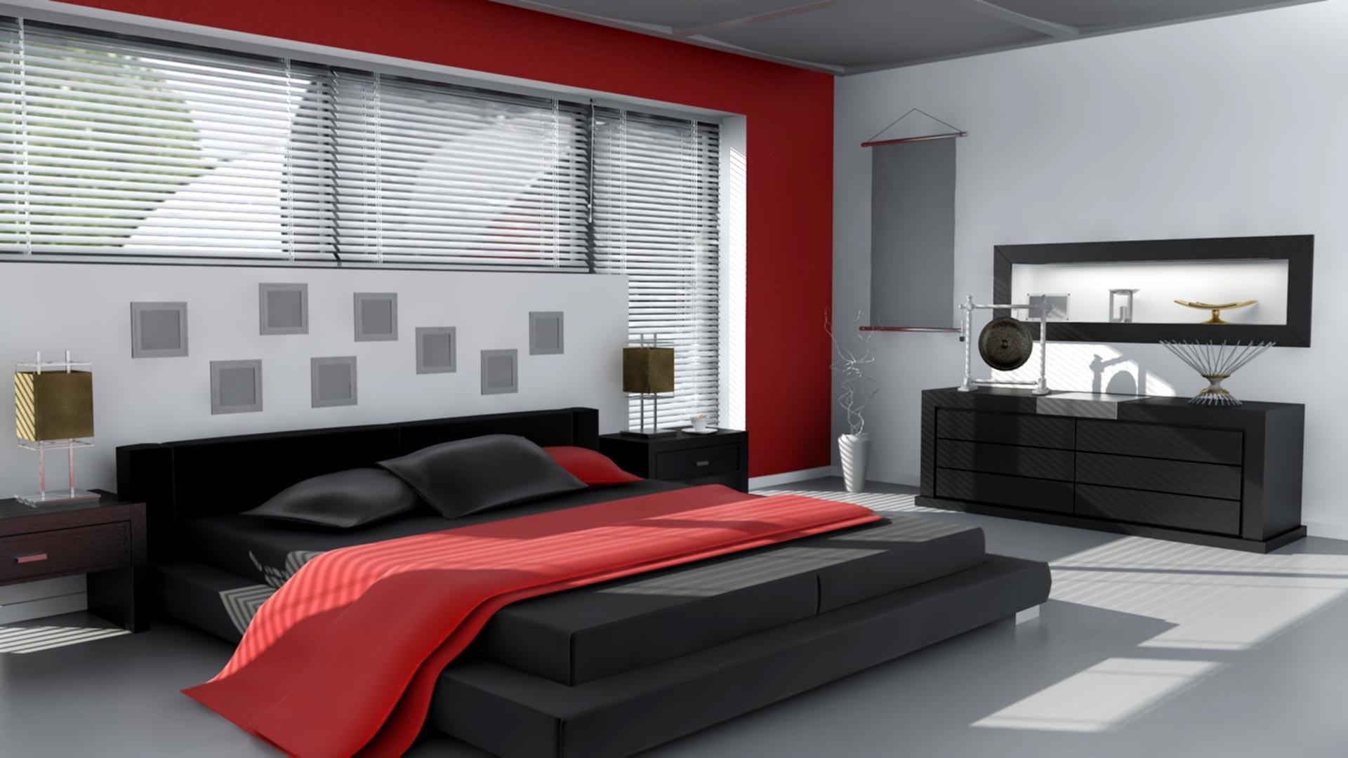 غرف نوم مودرن ديكورات غرف نوم صور غرف نوم 2020 1