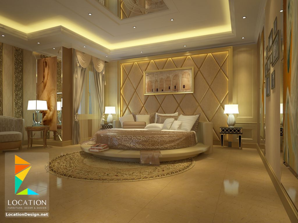 غرف نوم مودرن ديكورات غرف نوم صور غرف نوم 2020 20